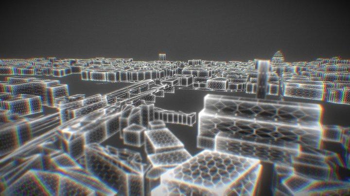 London in UXR.zone 3D Model