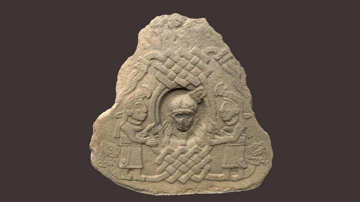 El Baul, Monument 50, Cotzumalhuapa, Guatemala 3D Model