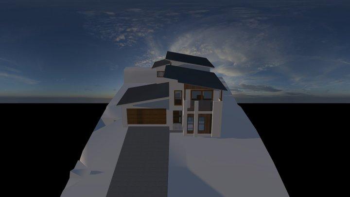 Moggill 3D Model