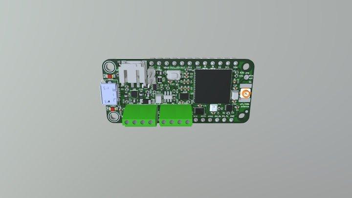 Catena-4551-3D- Model-20170821a 3D Model