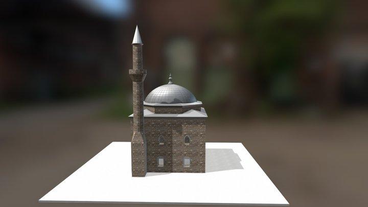 Hadzi Mahmud Bey Mosque (Хаџи Махмут Бег џамија) 3D Model