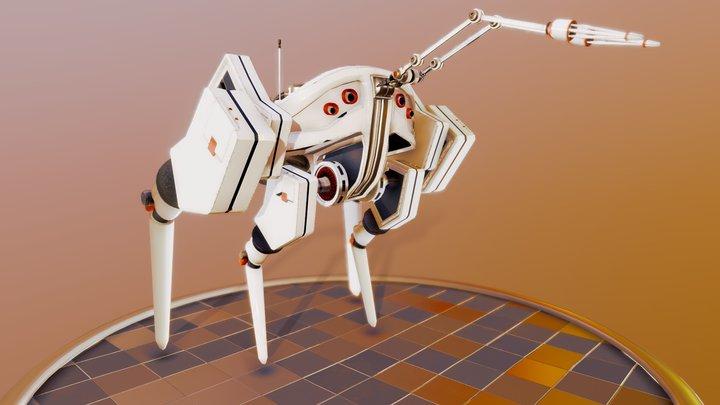 NORA 3D Model