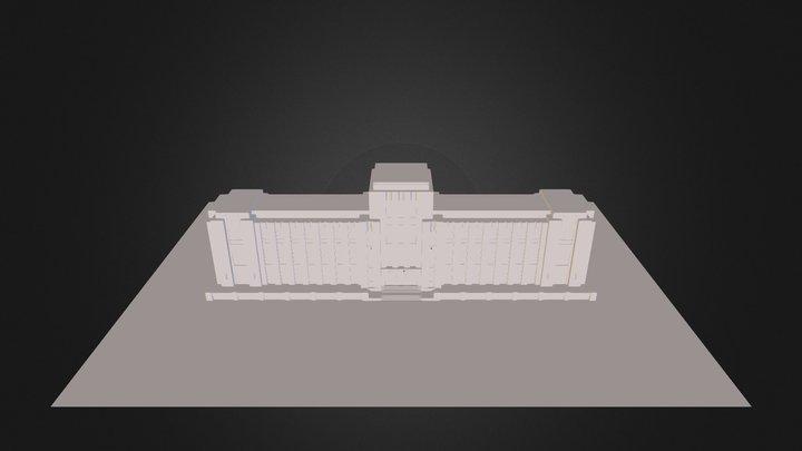 Museo de Antioquia 3D Model
