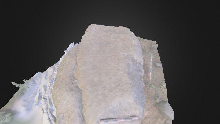 Menhir test 3D Model