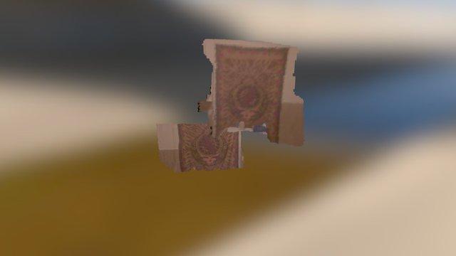 Tango constructor scan vs custom scan 3D Model