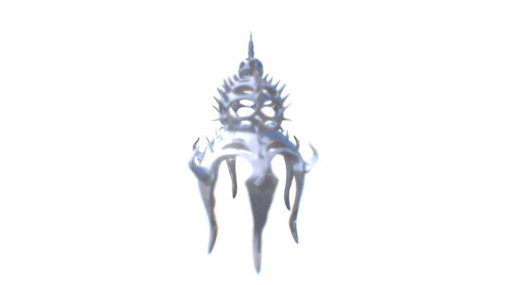 Radiolaria: leggy 3D Model