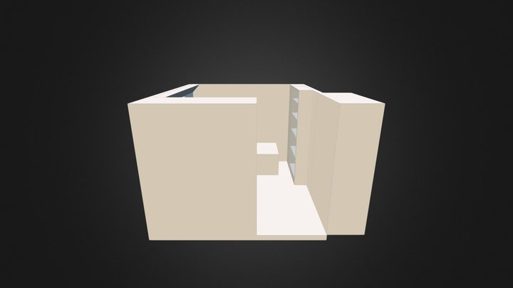 Habitacaión 3D Model