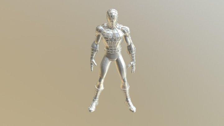 Spider-man classic V2 3D Model