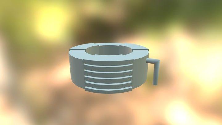 Props Circle Scrap 3D Model
