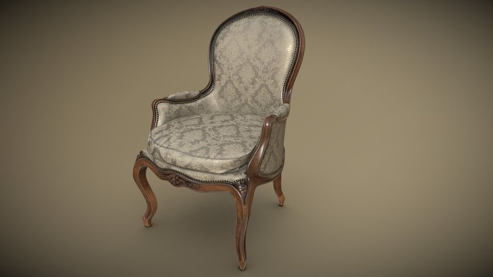 Proxima - Chair 3D Model