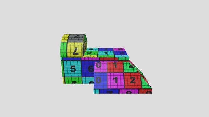Assignment 4 - UV Building 3D Model
