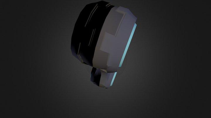 TronBike.002 3D Model