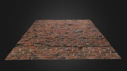 Brick  - Low Res 3D Model