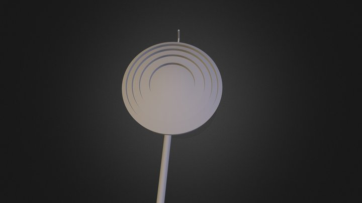 Fresnel 3D Model