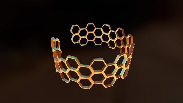 Bracelet3 3D Model