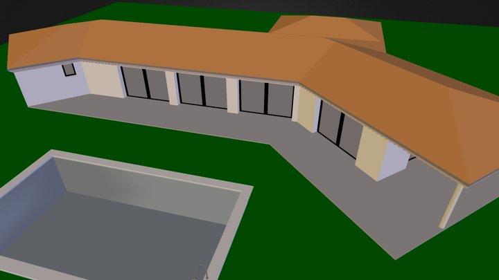 esquisse3-1.3ds 3D Model