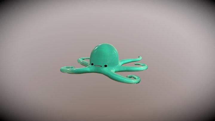 Octopus Koski 3D Model