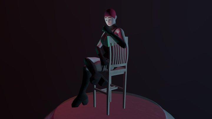 Valerian 3D Model