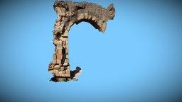Pont Diable Martorell (Spain) test 3D Model