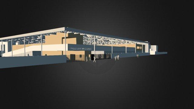 ABU DHABI-BASE APD 3D Model