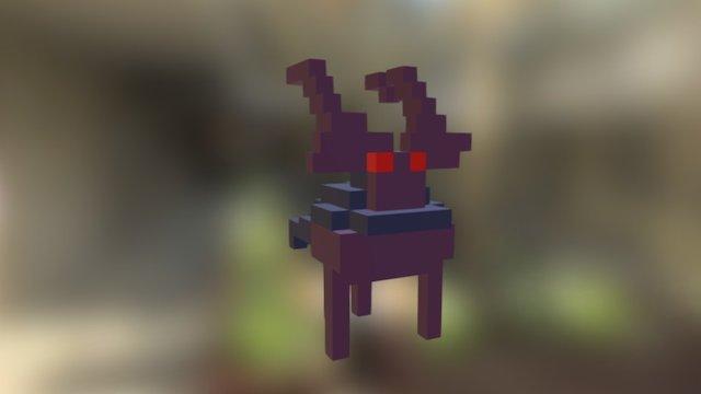 Dark Ali 3D Model