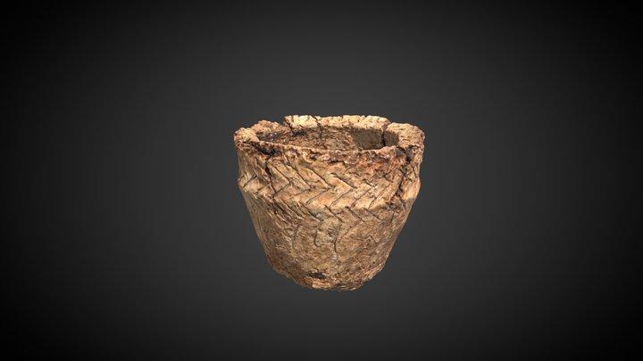 Bronze Age Beaker 3D Model