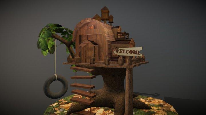 Tree  - 3December2019 3D Model
