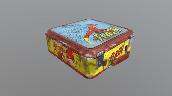 TP4 - Valise 3D Model
