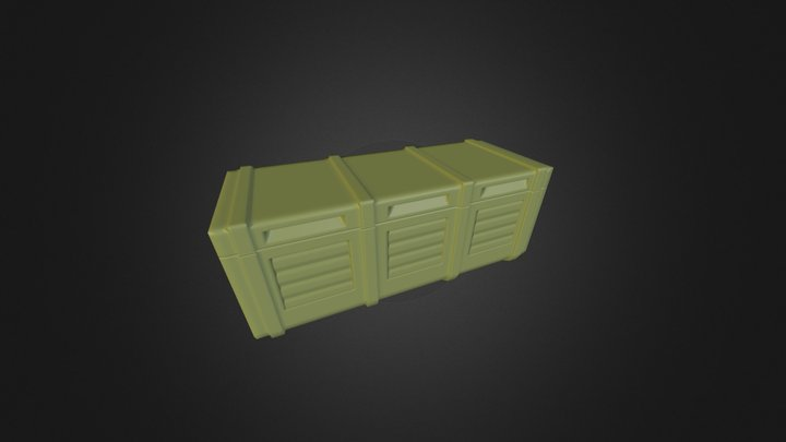 container7 3D Model