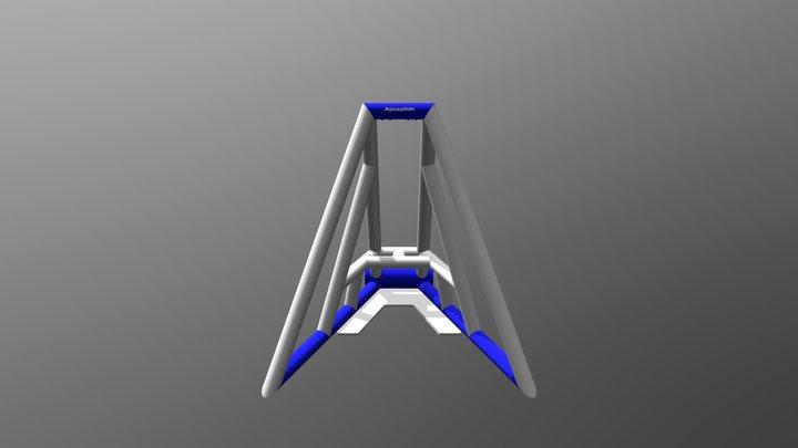 Skyrocket 3D Model