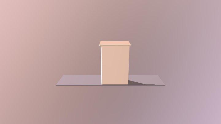 Dvoršak - 1 Naloga 3D Model