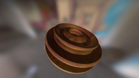 Poulie 3D Model