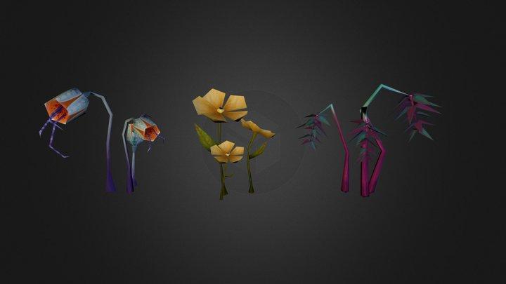 Plantlife 3D Model