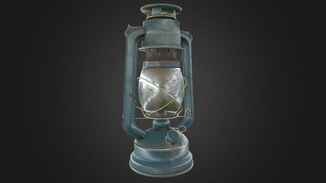 Lantern Update 3D Model