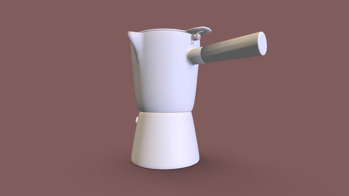 Kaffe 3D Model