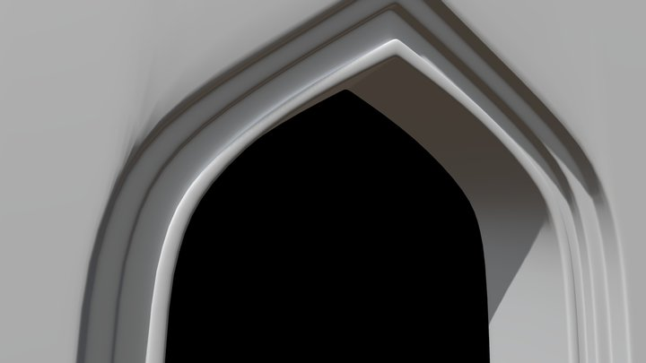 Arches (Revision) 3D Model