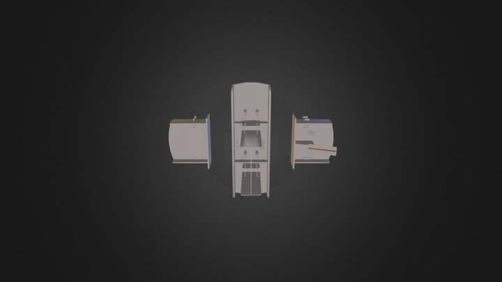 [Tchelo] USP - Poli - PEF2402 - Trabalho G9 3D Model