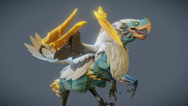 Splinterwing Primal - Shardbound 3D Model