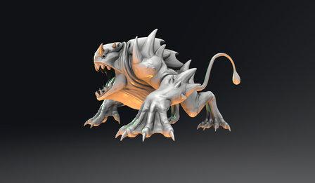 Chomper (WIP) 3D Model