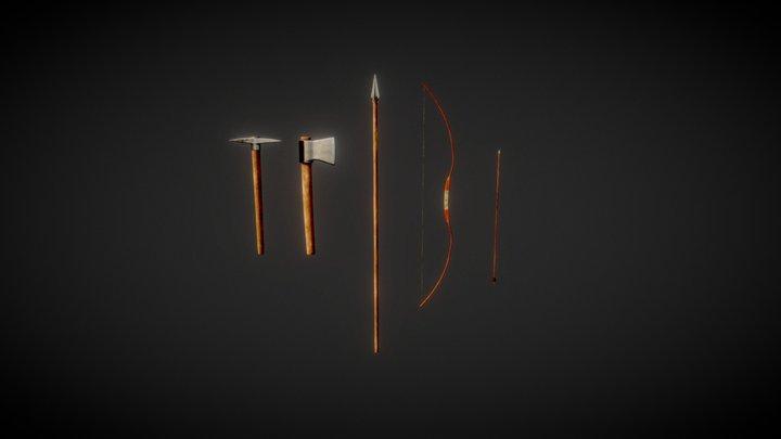 S.Tools Kit vTier2 3D Model