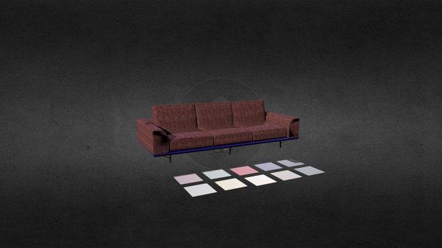 Sofa TEST 3D Model