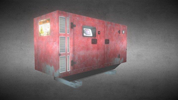 2017 02 21 Generador Idea 3D Model