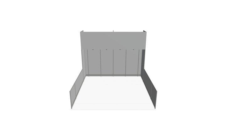 PACK EXPO 810009 CFPMA 15X15 3D Model