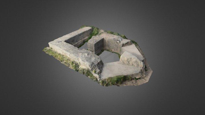 Casemate 3D Model