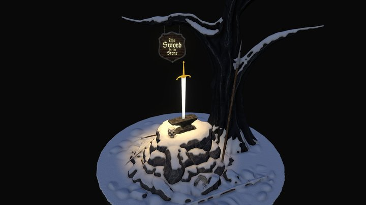 Adventurer's Camp - Arthur Sirjacobs 3D Model