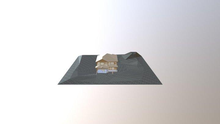Framing Model 3D Model