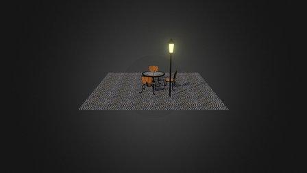Semireal 3D Model