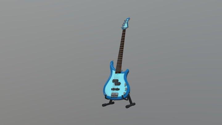 FRB-45 3D Model
