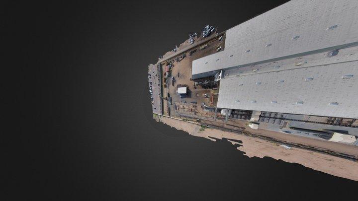Phoenix Test with Pix4D 3D Model