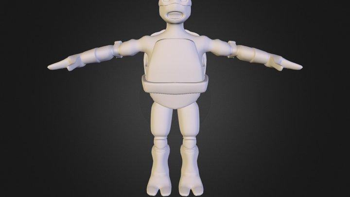 T M N T 3D Model